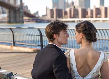 Hochzeit in New York-